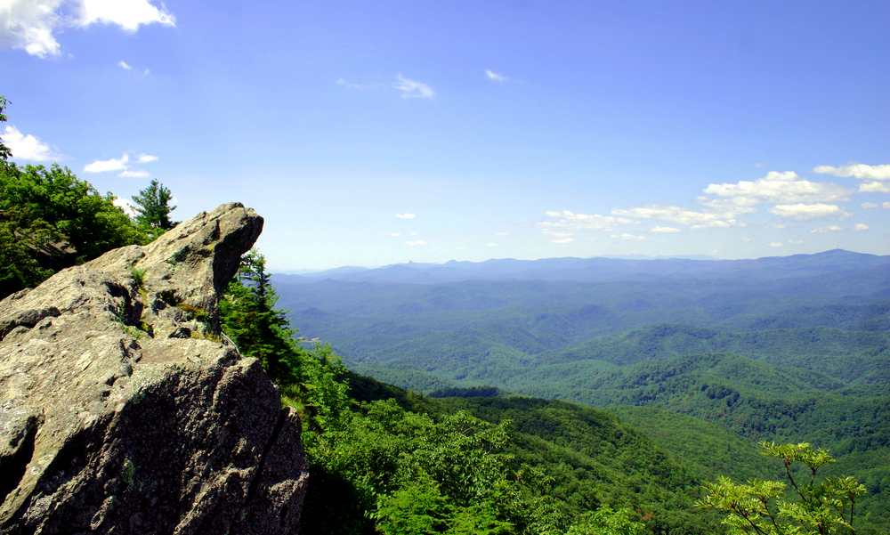 Blowing Rock on your North Carolina road trip
