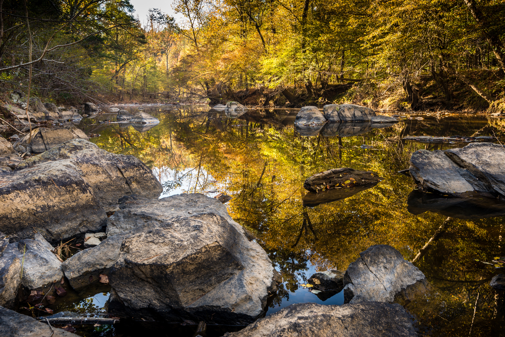 Eno River State Park in Durham on your North Carolina road trip