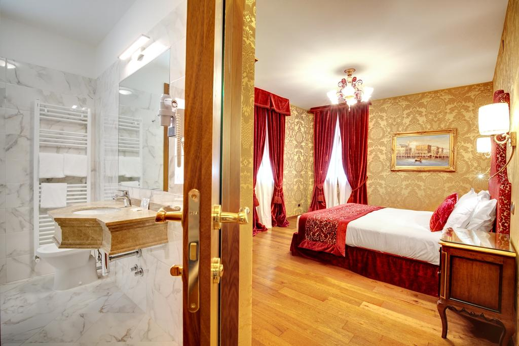 Hotel Casanova is one of the brightest and most beautiful boutique hotels in Venice