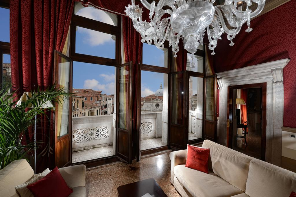 Ruzzini Palace Hotel is one of the most historic boutique hotels in Venice