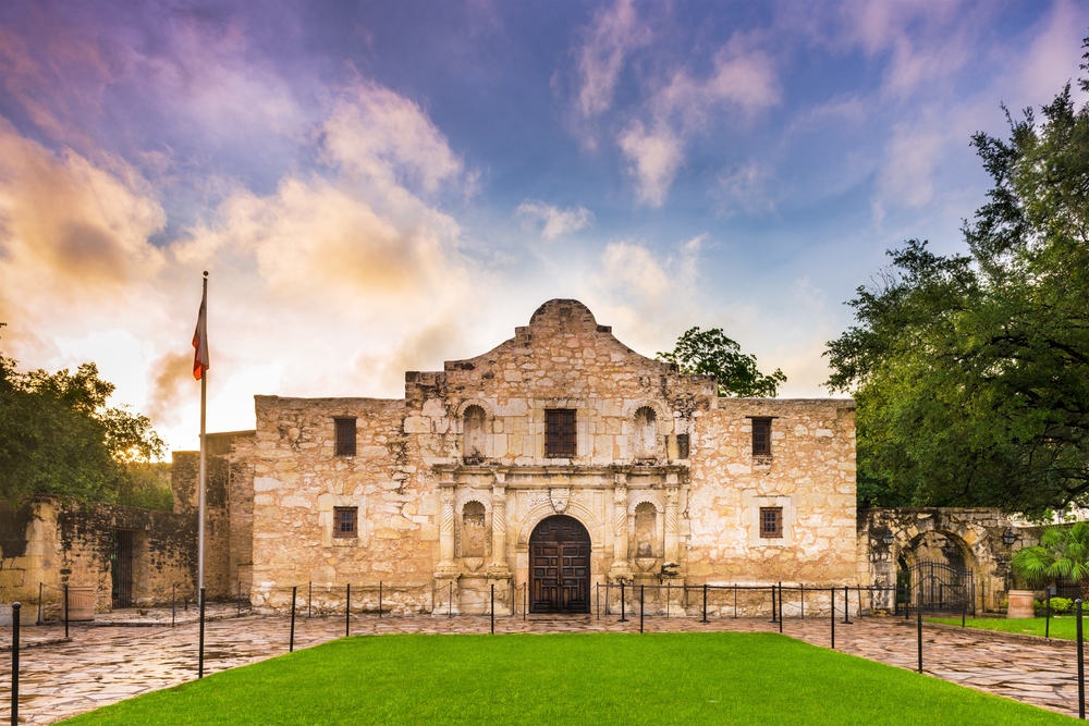 ruins in san antonio texas