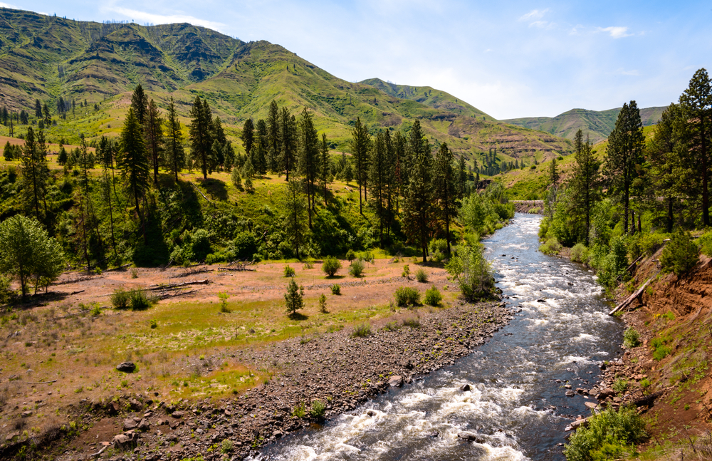 Idaho Road Trip Hells Canyon