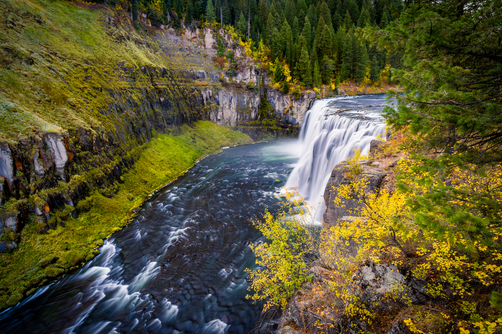 Idaho Road Trip Mesa Falls