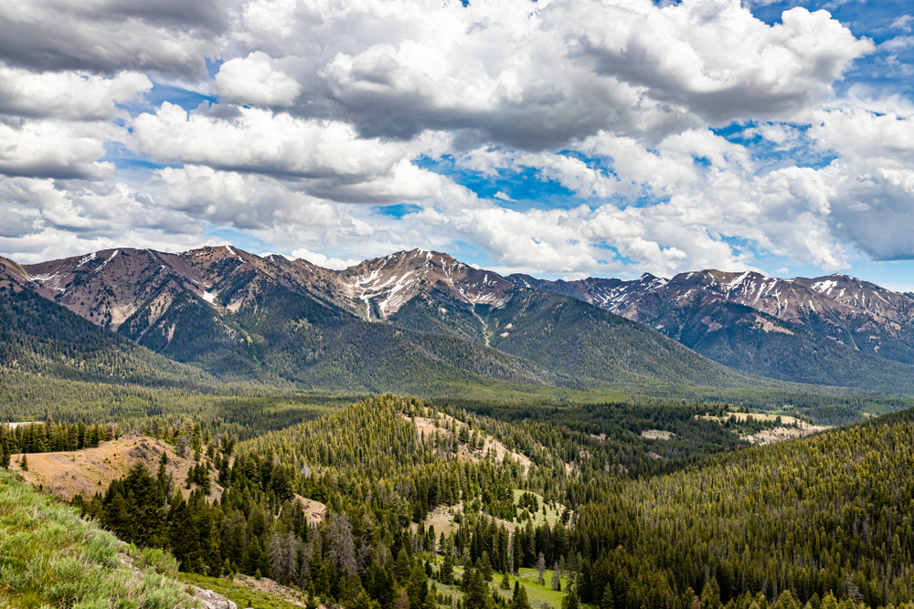 Idaho Road Trip  Sawtooth Mountains