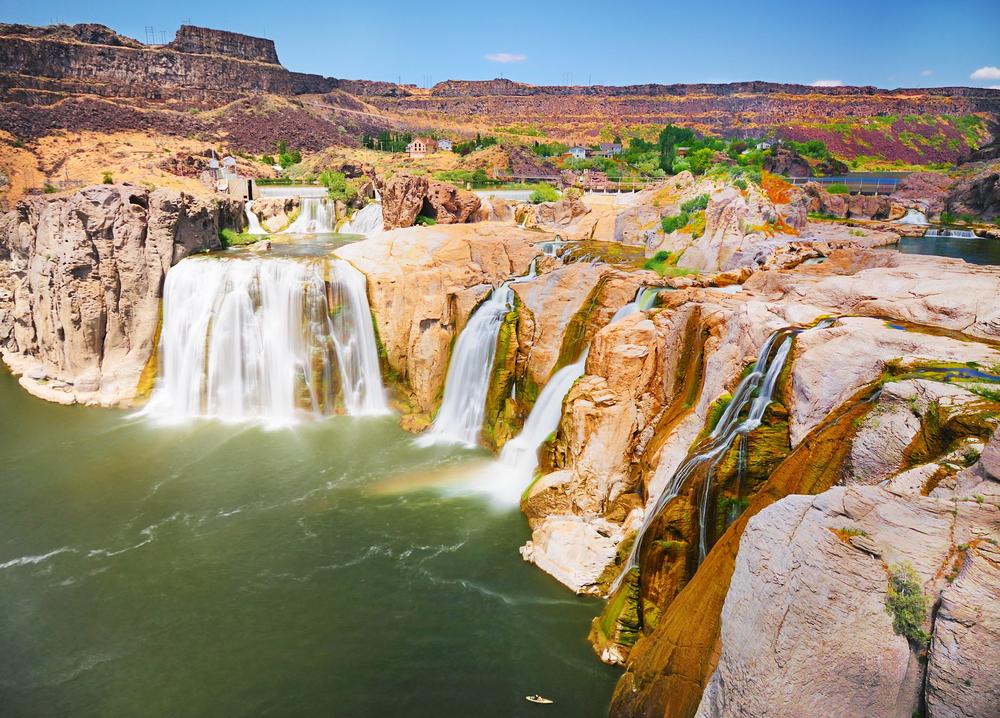 Idaho Road Trip Shoshone Falls