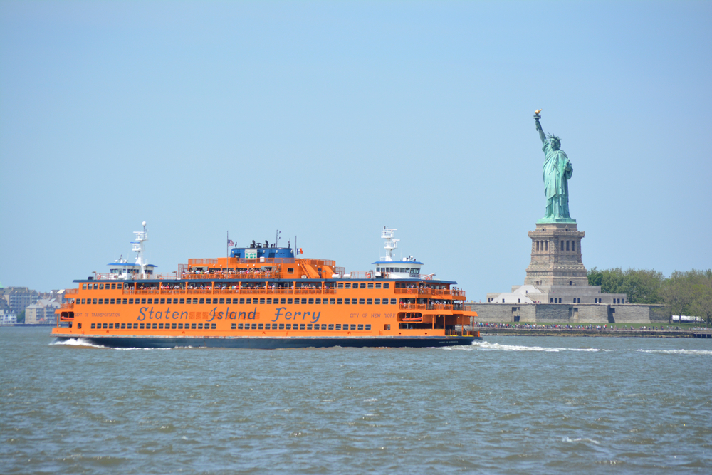 New York on a Budget Staten Island Ferry