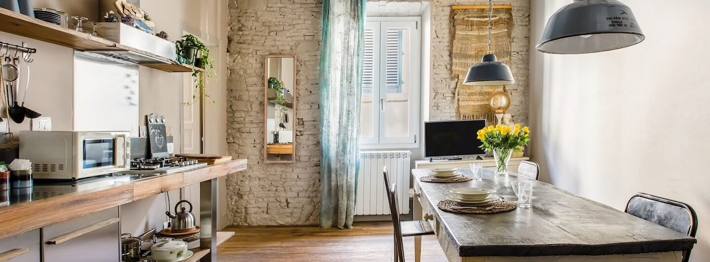 cute Airbnb in Florence italy
