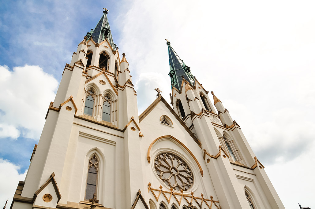 Things to do in Savannah - Cathedral of St. John the Baptist
