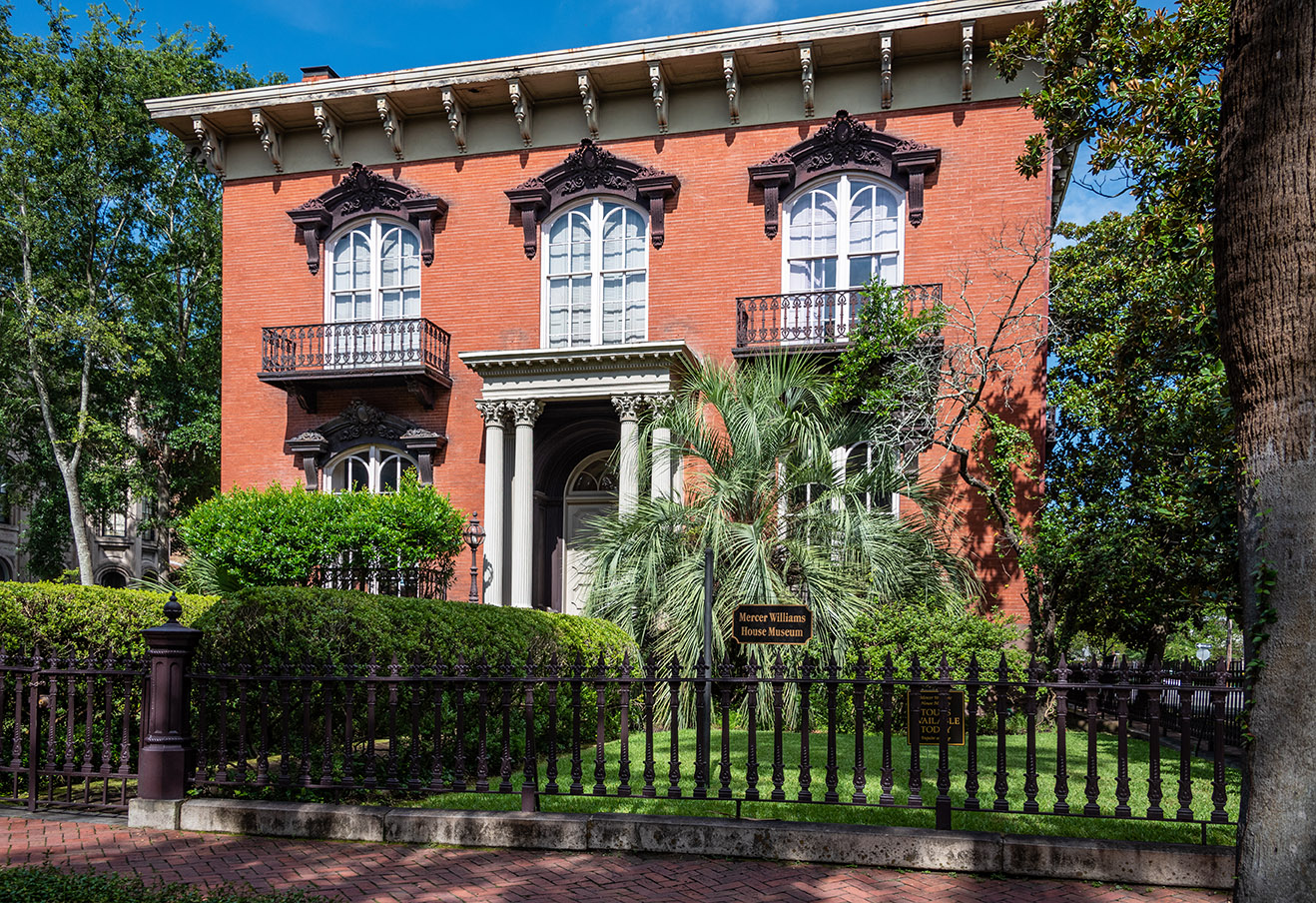 Mercer Williams house - things to do in Savannah