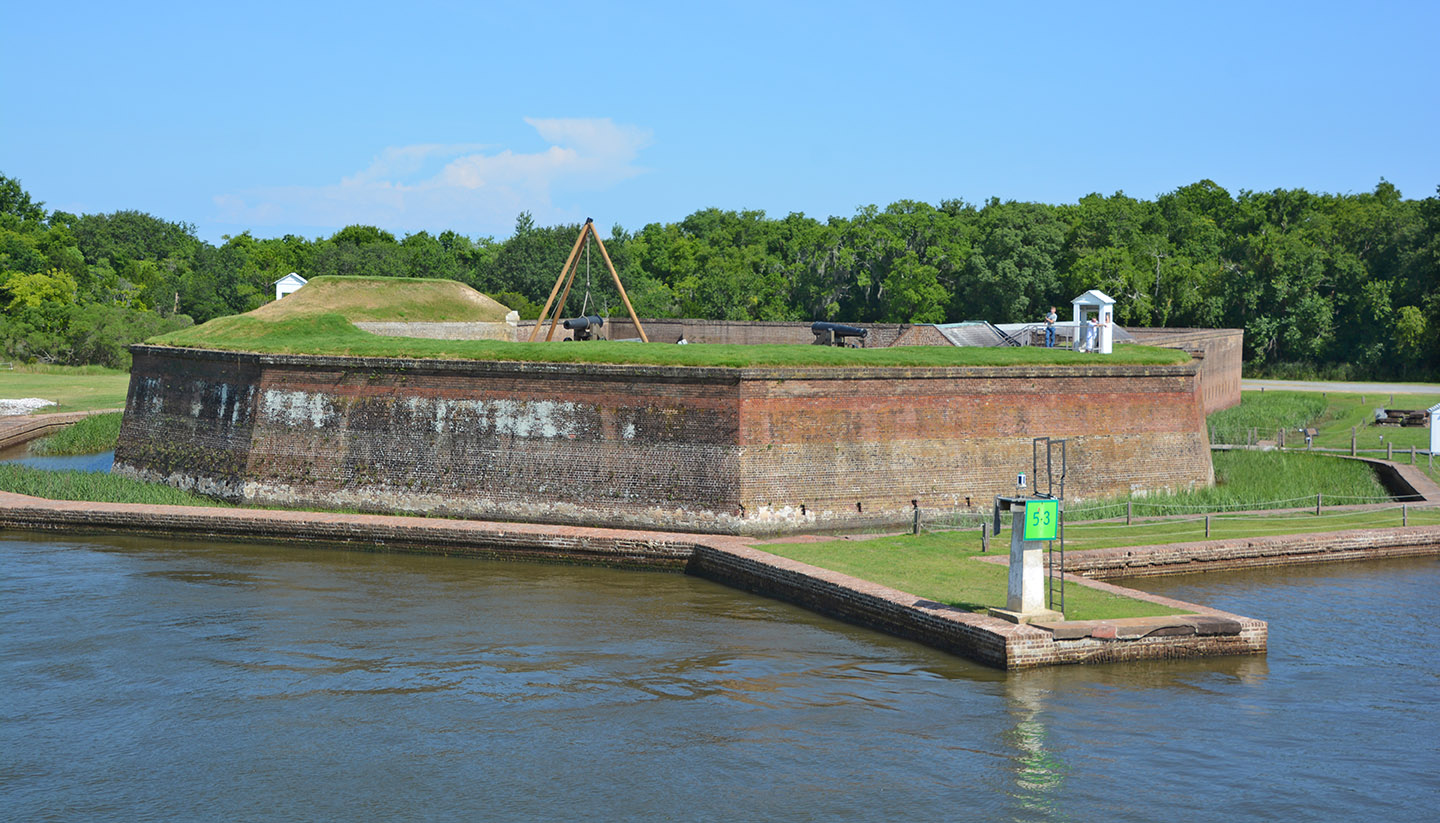 Old Fort Jackson - Things to do in Savannah