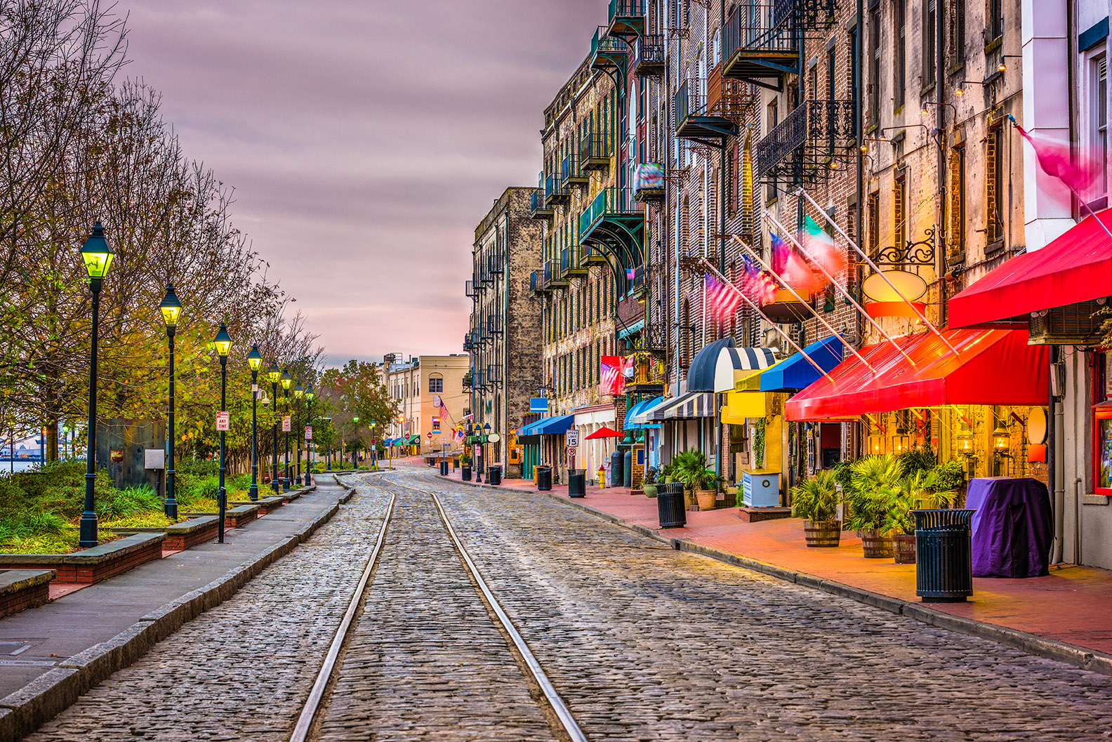 Trolly track - things to do in Savannah