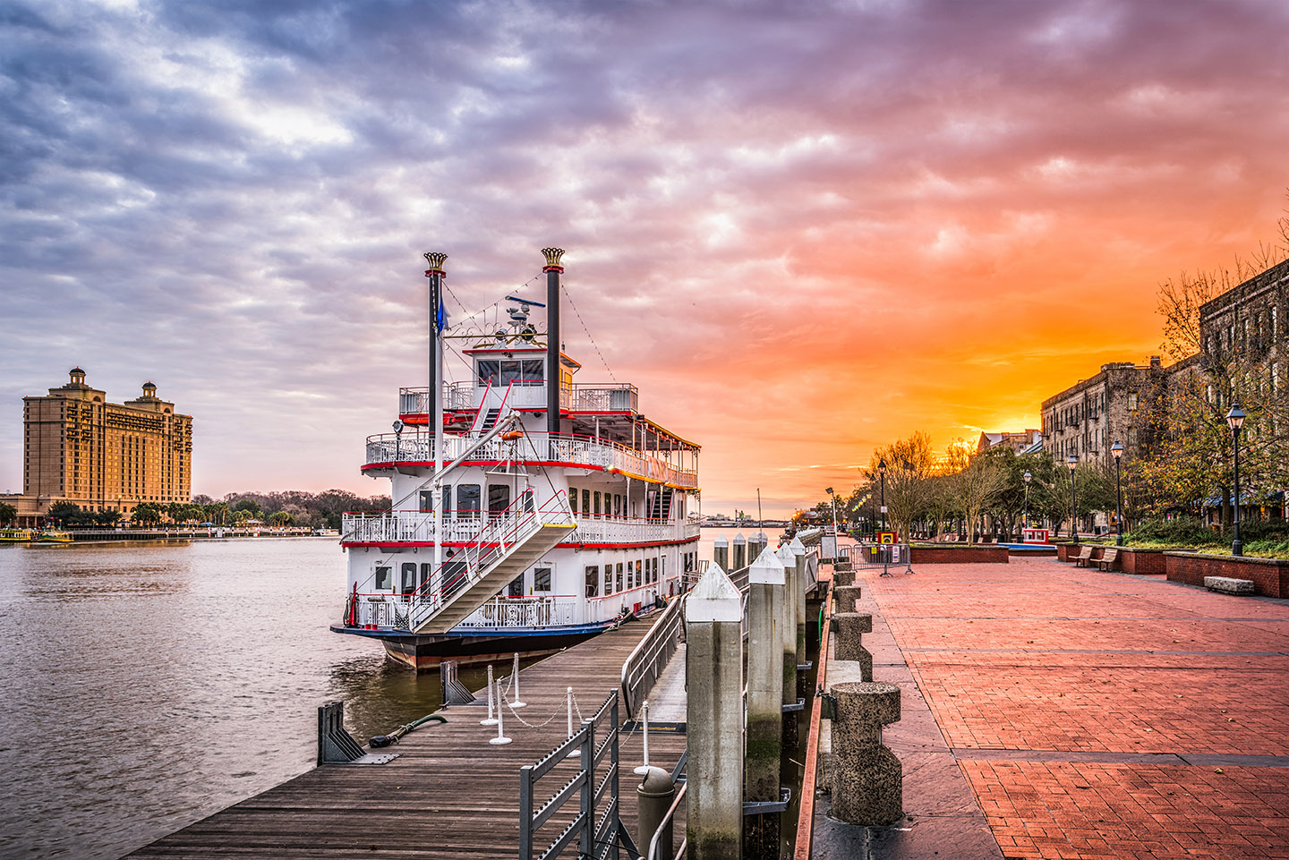 Boat Cruise - Things to do in Savannah
