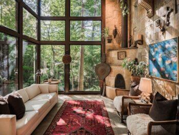 photo of the extraordinary treehouse
