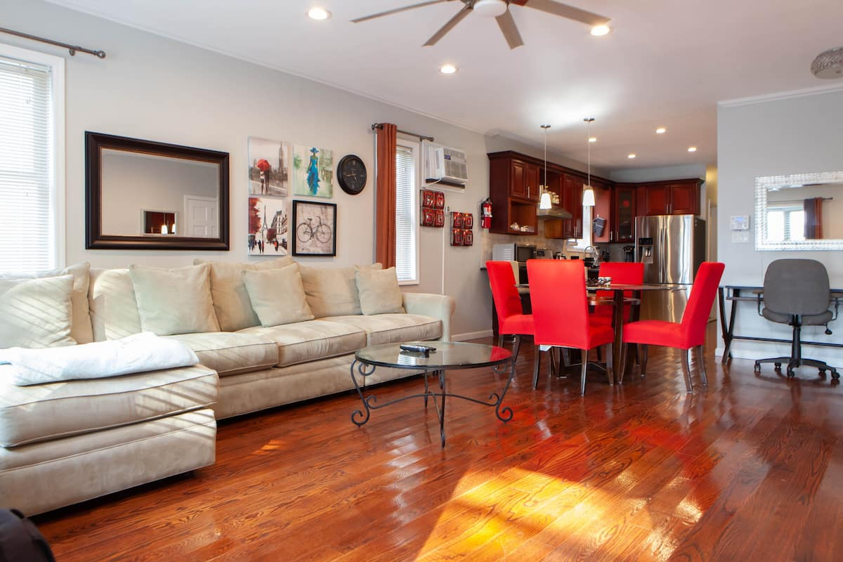 photo of the spacious home in queens