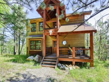 Photo of Aspen View Lodge Airbnb in Lead, South Dakota