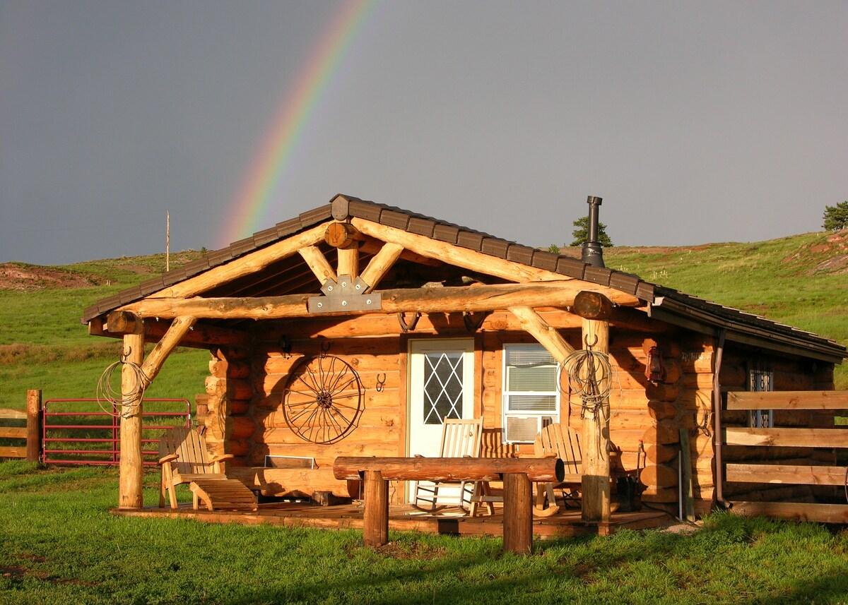 Photo of Black Hills Bunkhouse Airbnb near Hot Springs South Dakota