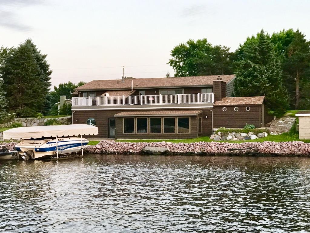 Photo of Lake Mitchell Home Airbnb near Mitchell South Dakota