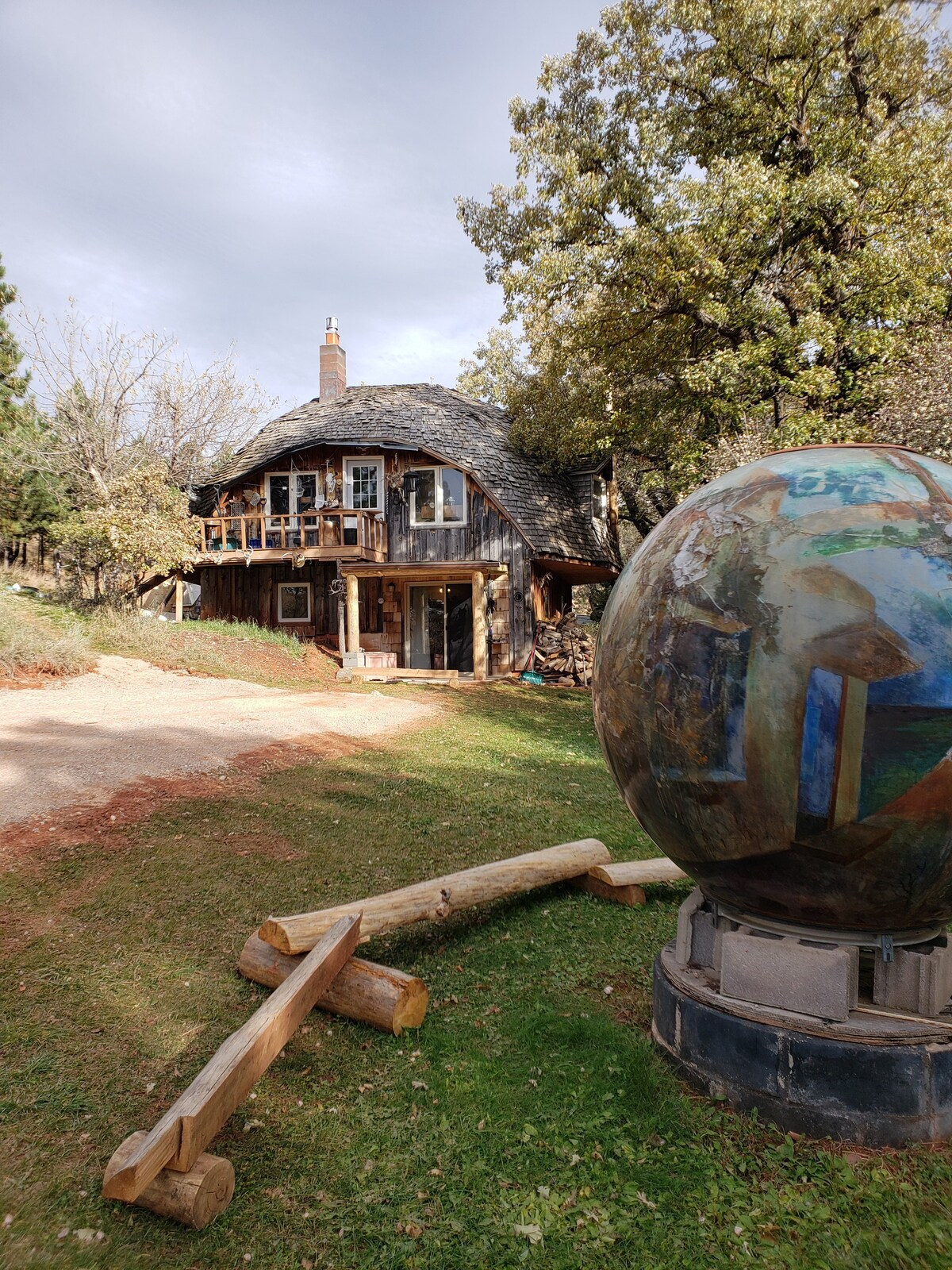 Photo of Turtle House Airbnb in Spearfish South Dakota