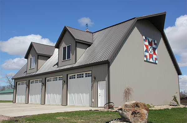 Photo of Farm Barn Loft Airbnb near Madison South Dakota