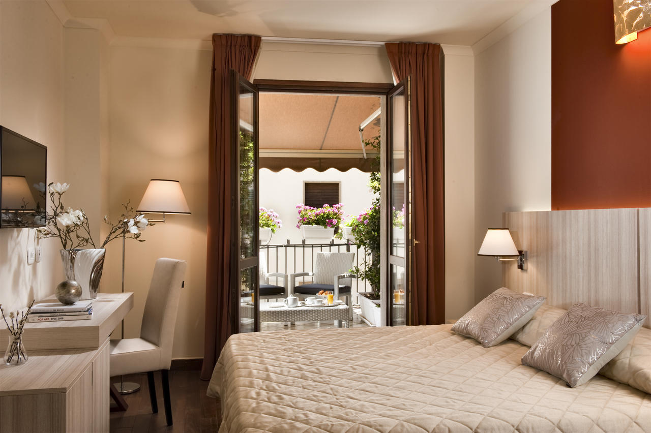 Hotel della Signoria is right in the heart of florence - a perfect