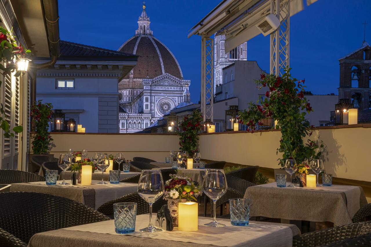 Laurus Al Duomo is a boutique hotel in Florence that is situated right next to Santa Maria Maggiore