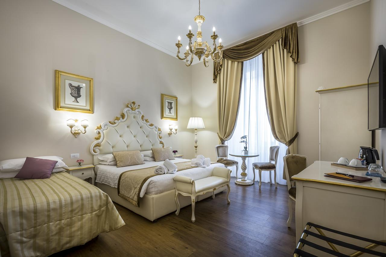 B&B La Terrazza Sul Duomo is another boutique hotel in Florence that is close to the Santa Maria Cathedral.