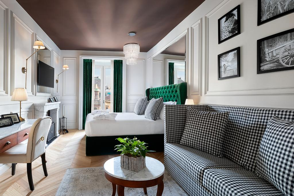 Boutique Hotels in Milan Matilde