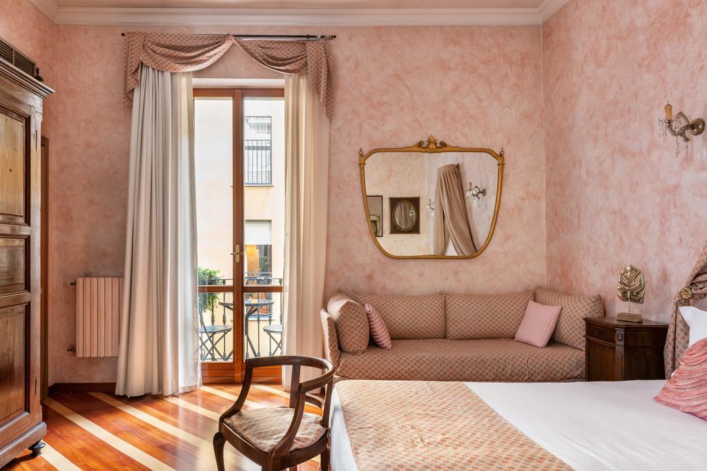 The beautiful Hotel Sanpi Milano