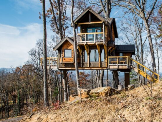 Airbnbs in Asheville Cabin