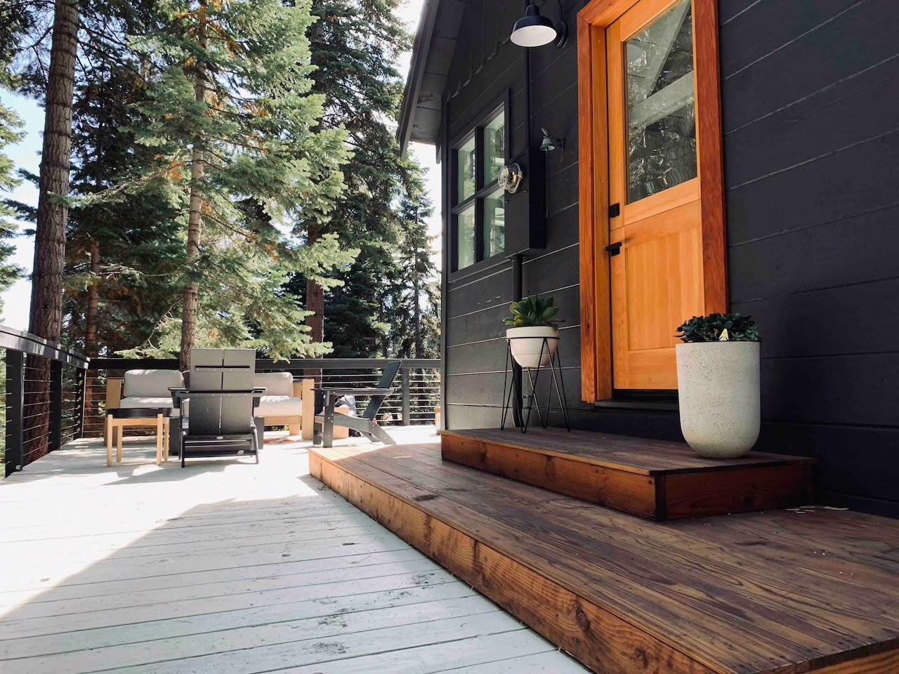 The Cubby Lake Tahoe Airbnb