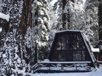 the Sylvan Moondance Lake Tahoe Airbnb