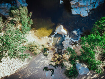 coolest hot springs in the USA