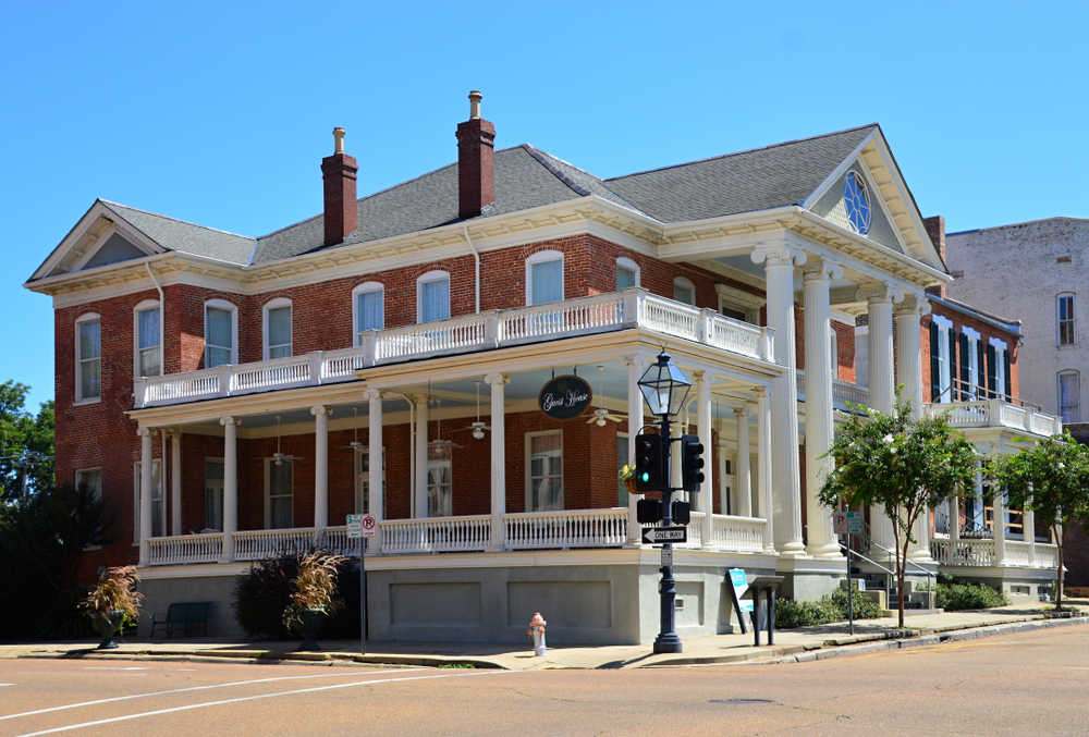 Natchez has rich history and the perfect amount of outdoor adventure.