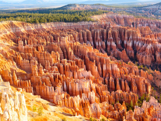 view of hoodoos one of the best things to do in bryce canyon