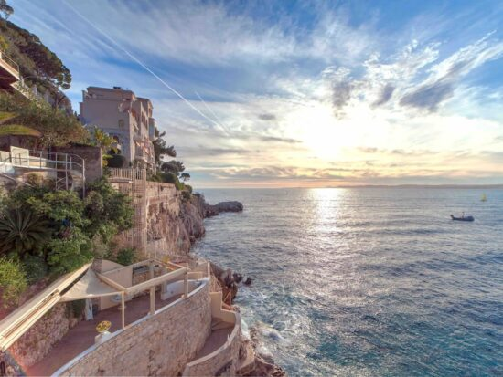 photo of cap de nice one of the best airbnbs in France