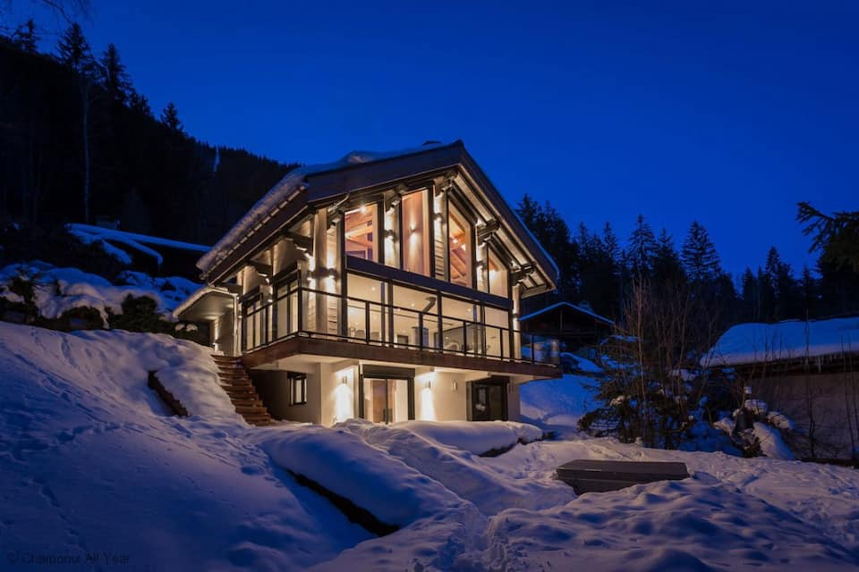 photo of chalet la source in France
