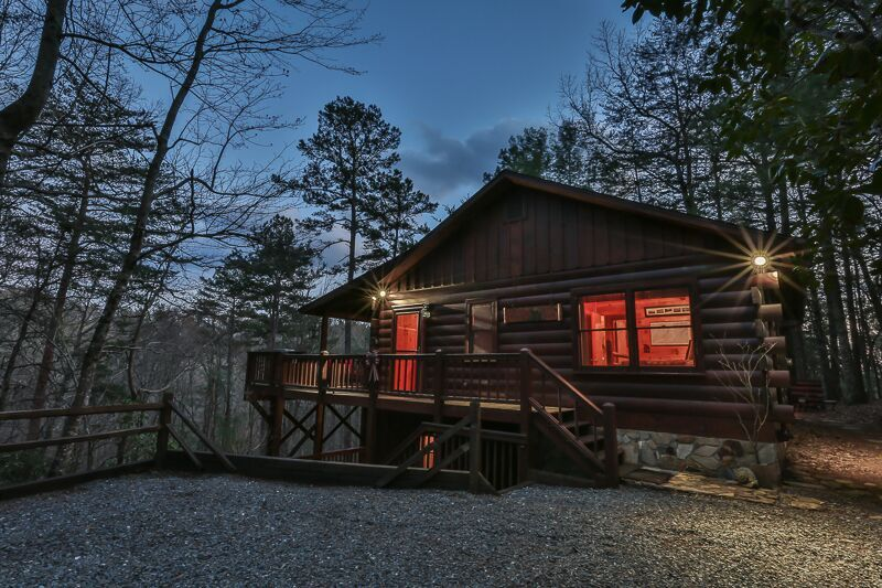 Photo of mountain song cabin one of the best airbnbs in georgia