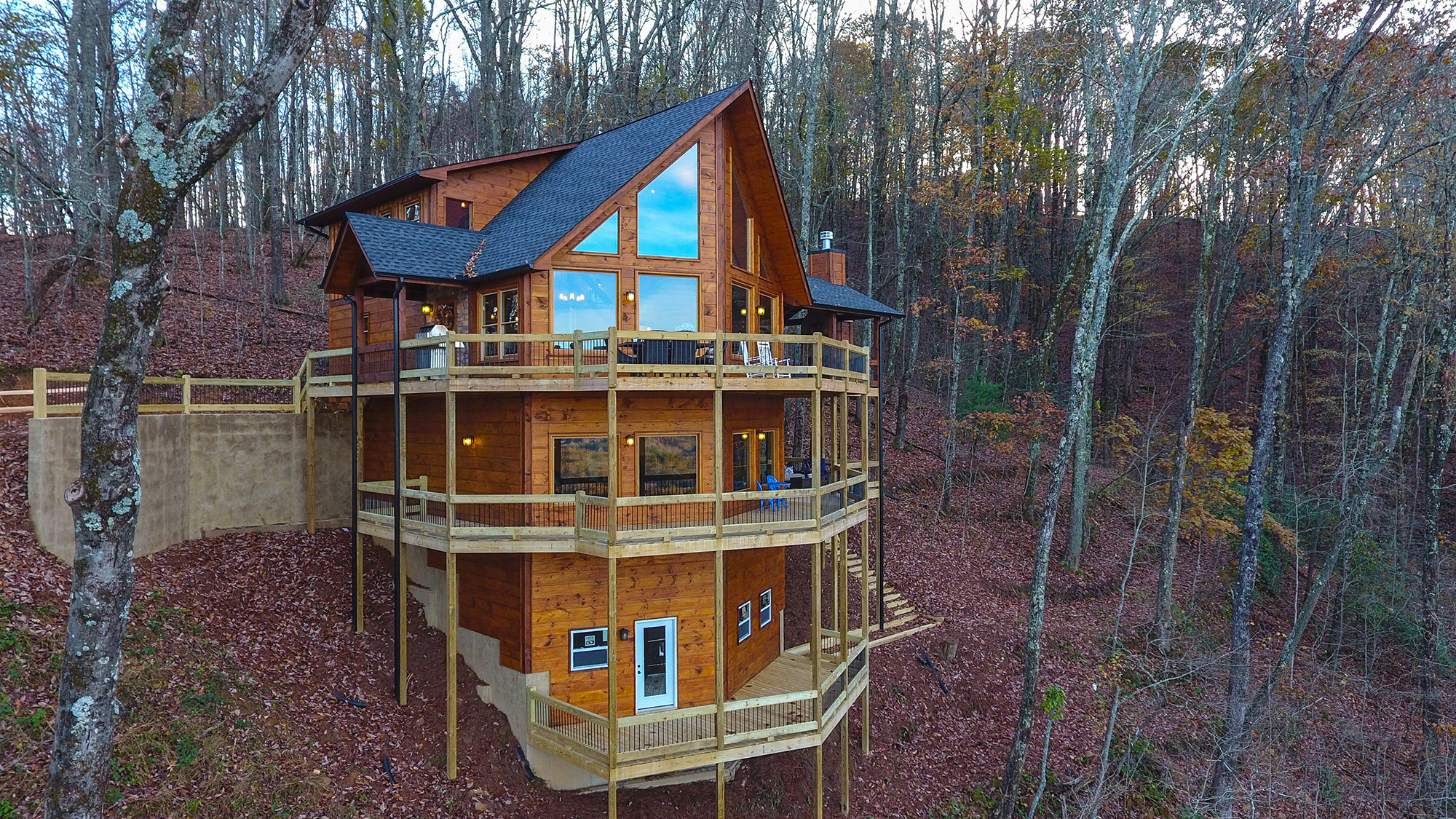 Photo of splendid summit cabin one of the best airbnbs in georgia