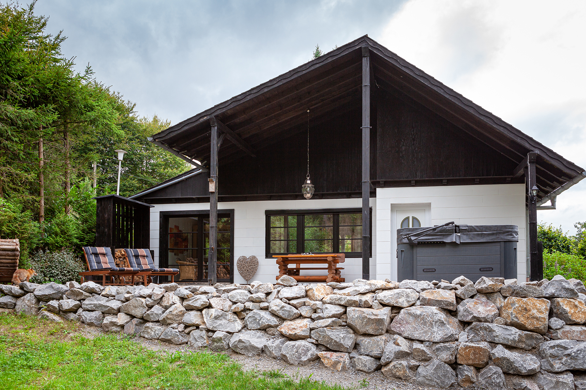 Photo of Forest Chalet one of the best airbnbs in germany