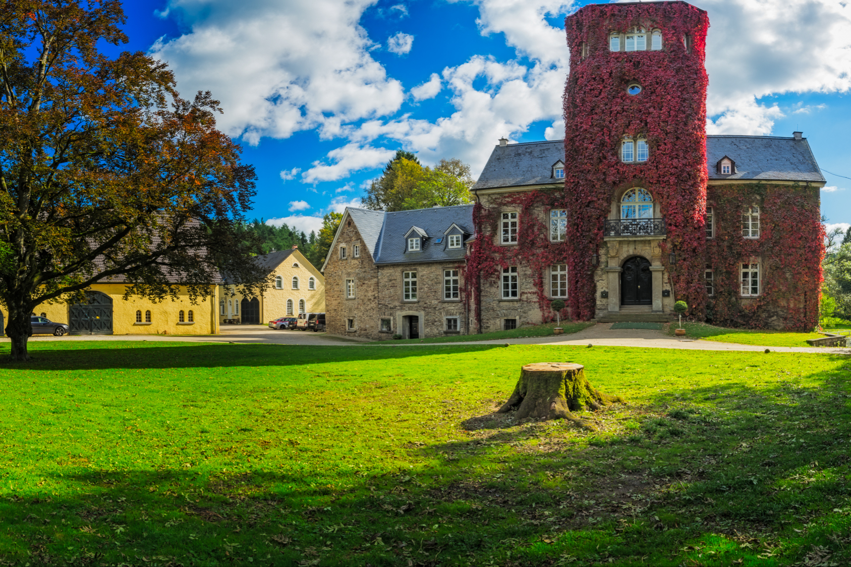 Photo of Schloss Bamenohl one of the best airbnbs in germany