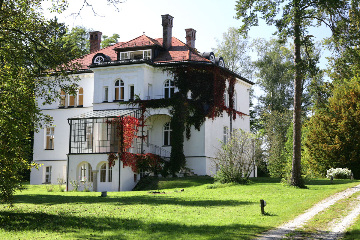 Photo of Villa near Lake Ammersee one of the best airbnbs in germany