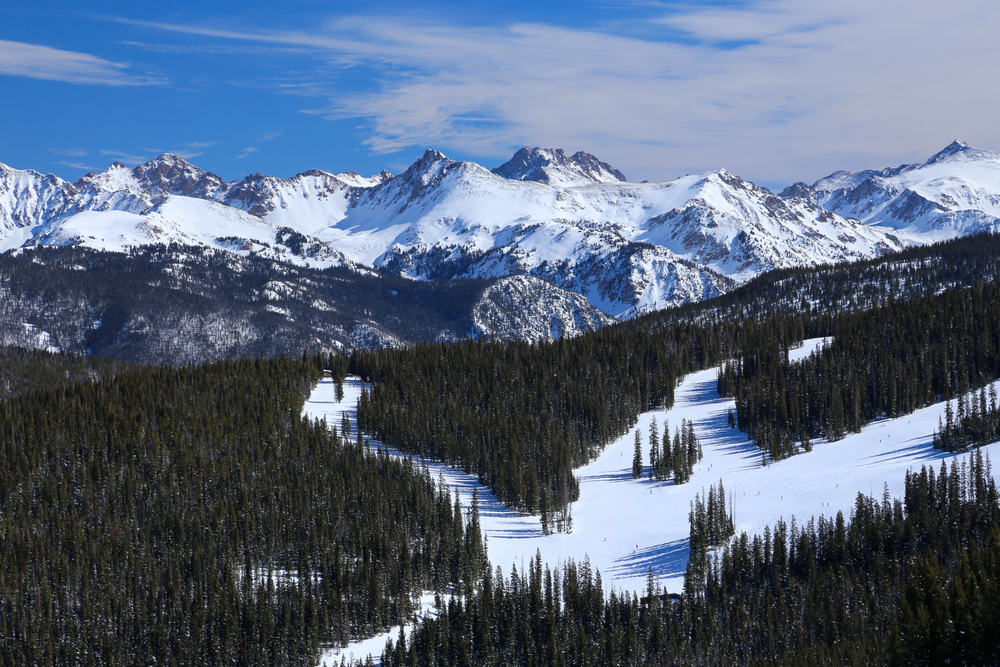 photo of gore mountain which is a top ski resort in the usa