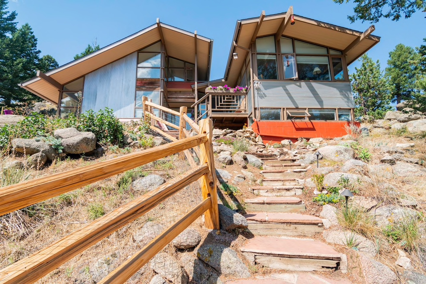 The Mountain Suite is one of the best Airbnbs in Boulder