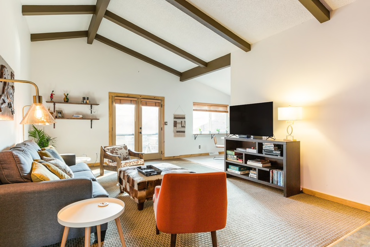 The Stylish Retreat Home is one of the best Airbnbs in Boulder