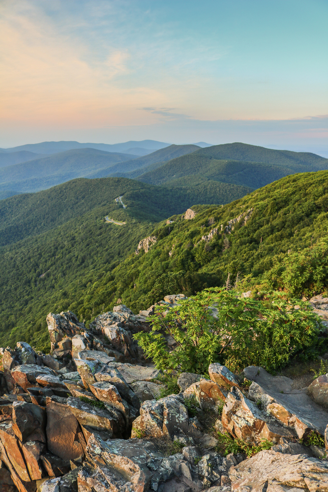 Places to Visit in the South Shenandoah National Park