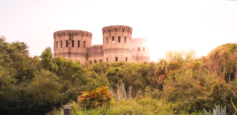 Castle Ottis in Saint Augustine Florida one of the best honeymoons in the usa
