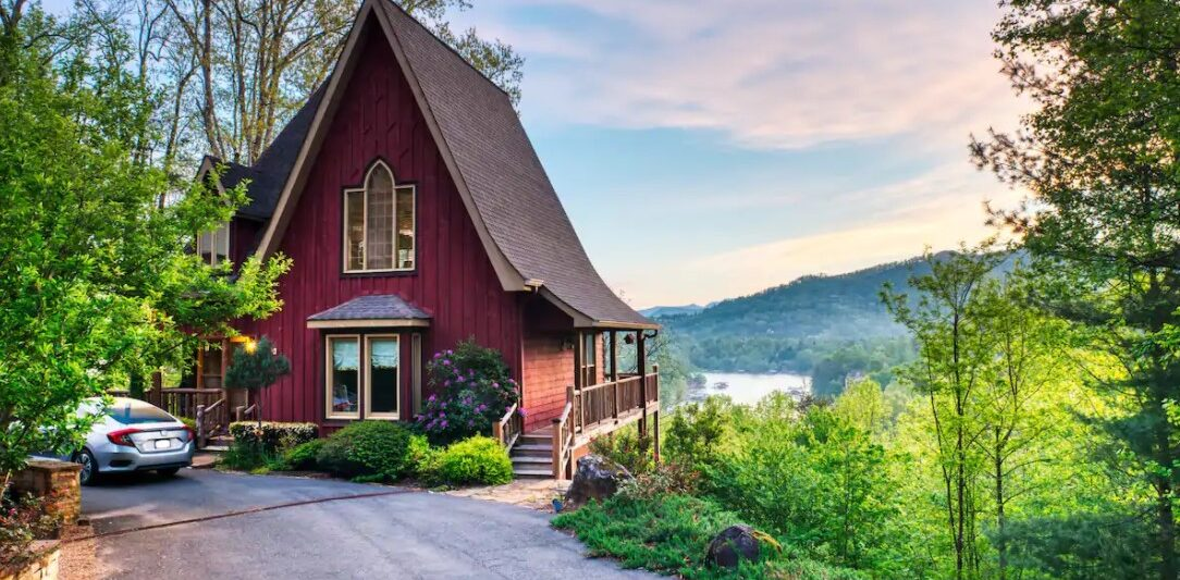 coolest cabins in the south USA