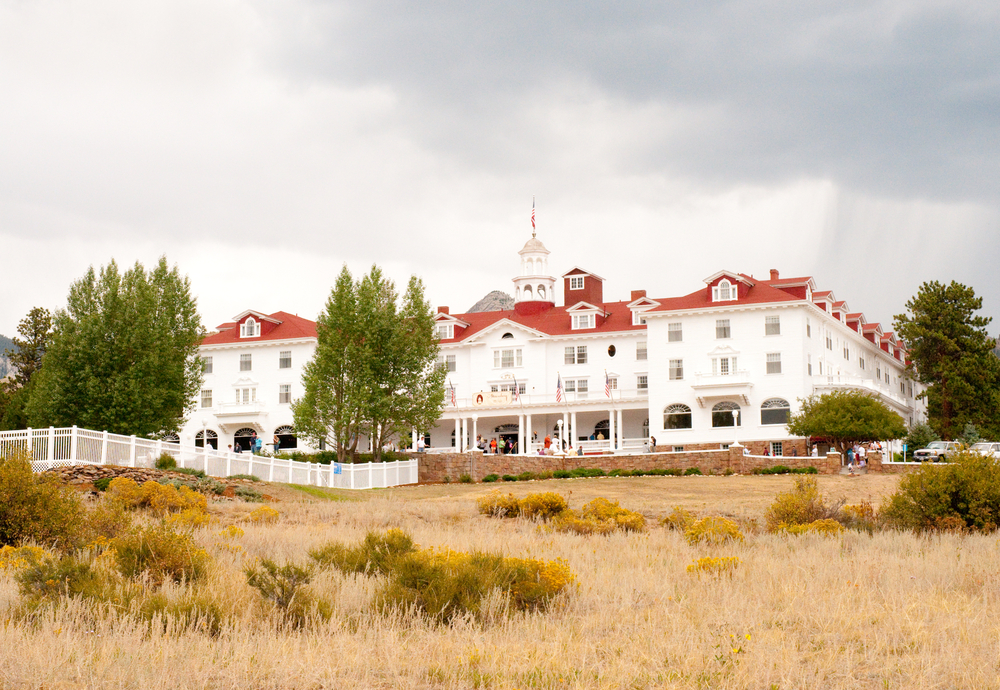 photo of the stanley hotel, one of the best things to do in estes park