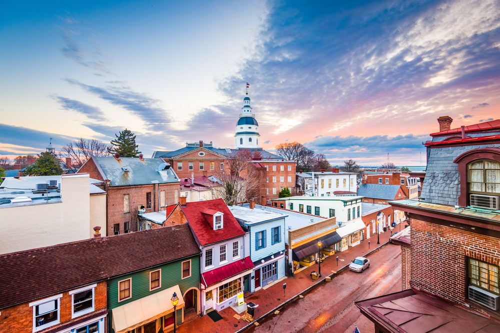 Annapolis one of the best towns on the east coast
