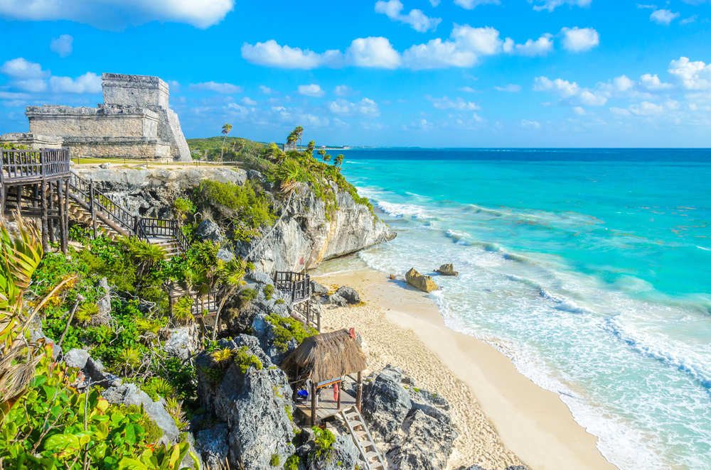 Staying at Airbnbs In Tulum will lead you to exploring the area.